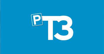 Diseño parking T3. Agencia creativa, elbulevar